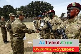 Ali təhsilli çağırışçıların hərbi xidməti üçün yeni TƏKLİF -