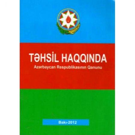 """""""Təhsil Qanunu""""na aid testlər və cavabları"""