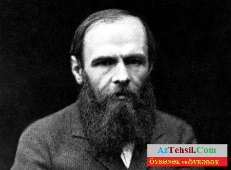 """""""Bir çox insanlar üç şeydən – güvənmək, həqiqəti demək və özü olmaqdan qorxur."""" F.M.Dostoyevski."""