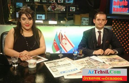 Şimali Kipr televiziyası Azərbaycan haqqında 2 saatlıq veriliş yayımlayıb.