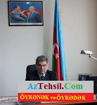 ADPU-nun yeni rektoru  Cəfər Cəfərov təyin olundu