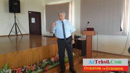 Türkiyənin təhsil mütəxəssisi Dr Erdem Söyləməzin seminarları təşkil olunur AzETA