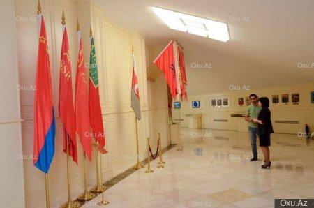 """"""" Azərbaycan SSR-in bayrağı """" haqqında bilmədiklərimiz .."""