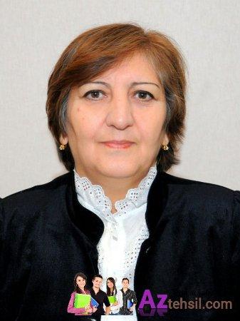 40 illik pedaqoji təcrübəsi olan müəllim döş nişanı ilə  təltif edildi