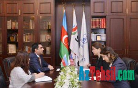 BANM Hyuston Universiteti ilə əməkdaşlığı genişləndirir