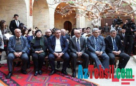 """Təhsil Nazirliyi """"Novruz mühazirələri""""nə başlayıb"""