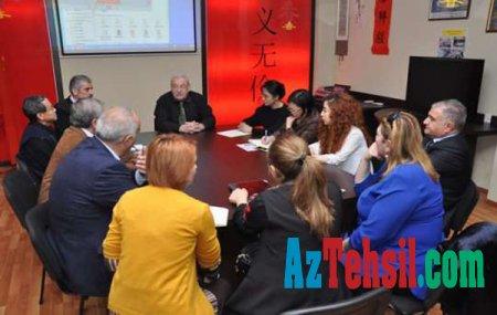 """SDU ilə """"Azərikimya"""" arasında əməkdaşlıq genişlənir: Memorandum imzalandı"""