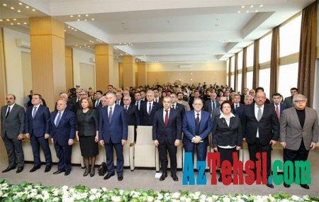 """AzMİU-da """"Azərbaycanın işğal altında olan ərazilərinin gələcək inkişaf  konsepsiyası"""" layihəsi təqdim olunub"""
