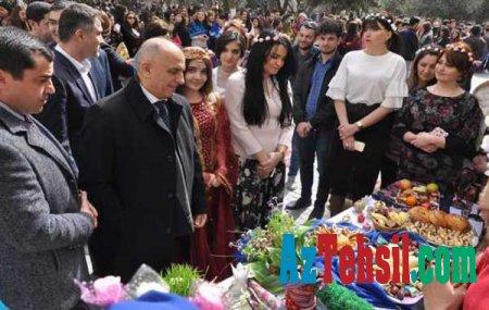ADU-da Novruz bayramı qeyd olunub