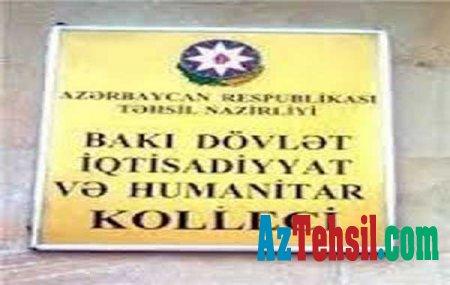 """Kollecin direktoru: """"İki tələbəmizin ölümü böyük faciədir"""""""