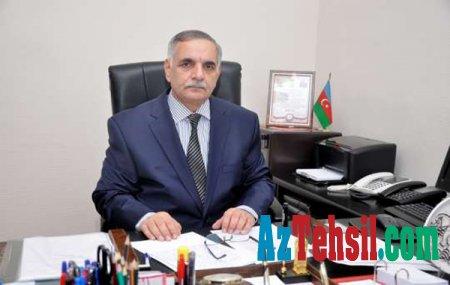 ADU-nun prorektoru Dünyamin Yunusov vəfat etdi