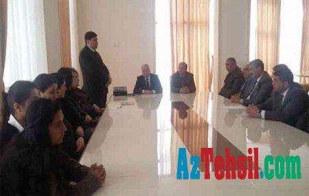 31 mart - Azərbaycanlıların Soyqırım Günü ilə əlaqədar dəyirmi masa keçirilib