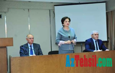 AzMİU-da 31 Mart – Azərbaycanlıların Soyqırımı Günü qeyd olunub