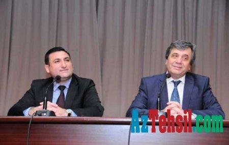 ADNSU ilə Azərbaycan Milli Konservatoriyası arasında əməkdaşlıq memorandumu imzalandı