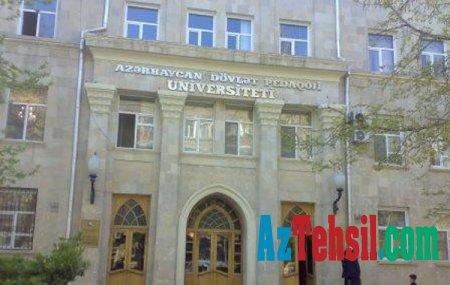 ADPU-da professor-müəllim heyətinin seçimi başladı