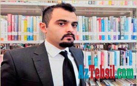 Azərbaycanlı doktorant ABŞ Milli Elm Fondunun mükafatına layiq görülüb