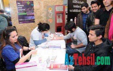 ADNSU-da QİÇS-lə mübarizəyə həsr olunmuş seminar keçirildi