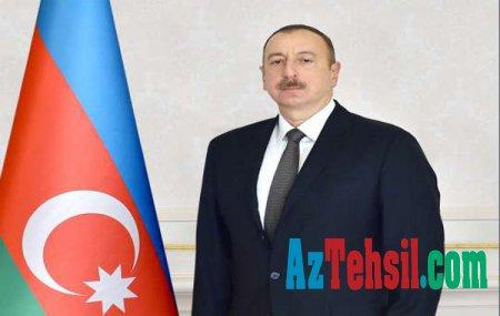 Prezident Bakı Ali Neft Məktəbinin kampusunun açılışında