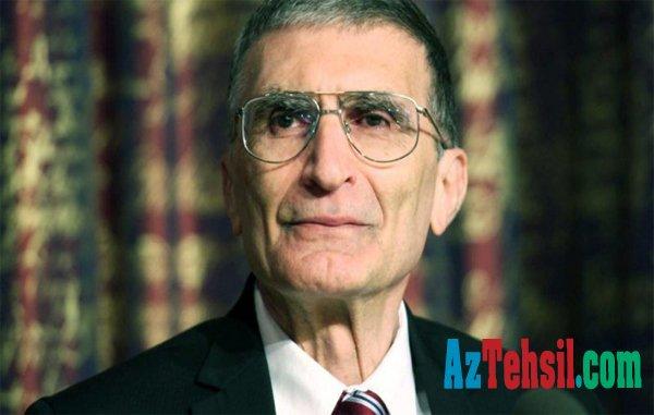 """Aziz Sancar-""""Bir daha dünyaya gəlsəm, müəllimlik peşəsini seçərdim"""""""