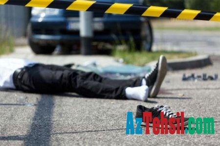 Maşın 2-si sinif şagirdini vurub öldürdü - UCARDA