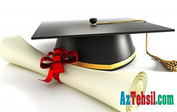 Ötən il ölkədə 2723 nəfər doktorantura təhsili alıb