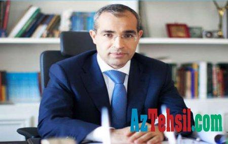 Müəllimlərin 95 faizinin diaqnostikası həyata keçirilib - Mikayıl Cabbarov