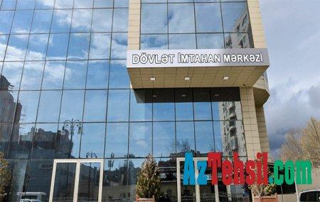 Növbəti buraxılış imtahanlarının nəticələri açıqlanıb