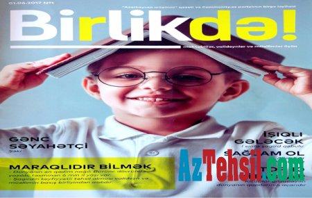 Məktəblilər üçün audio kitab və yeni jurnalın təqdimatı keçirilib