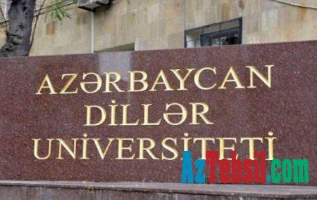 Dillər Universiteti işçi axtarır: VAKANT YERLƏRİN SİYAHISI
