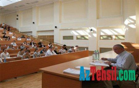 Magistraturaya plan yerləri açıqlandı