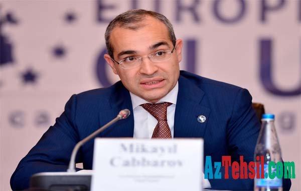 Mikayıl Cabbarov yeni əmr imzaladı