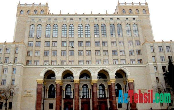 AMEA İnstitutunun fəaliyyətinin nəticələri illik hesabatlarda düzgün əks etdirilməyib