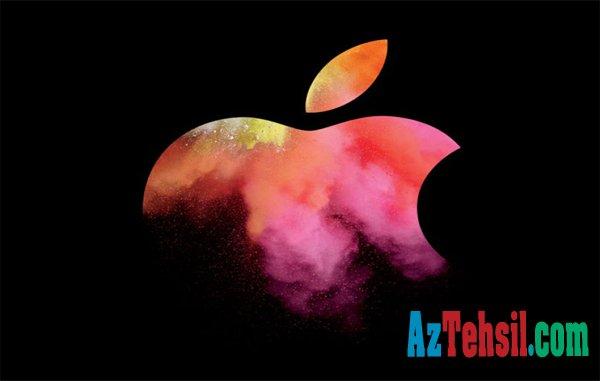 """""""Apple"""" tezliklə öz pərəstişkarlarına innovativ əlavələrini təqdim edəcək"""
