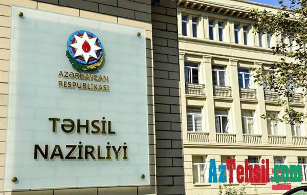 Təhsil naziri Mikayıl Cabbarov yeni əmr imzaladı!!