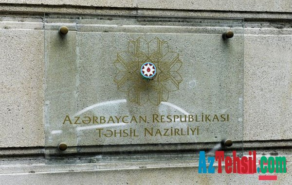 Qızıl və gümüş medala layiq görülən şagirdlərin sayı açıqlanıb