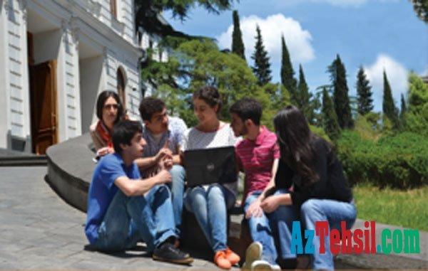 Gürcüstanda 2650 Azərbaycan vətəndaşı ali təhsil alır