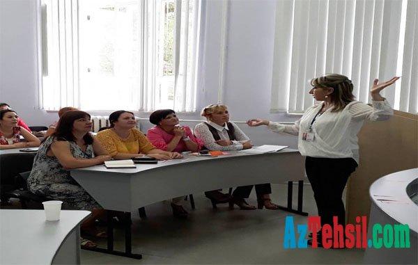 Azərbaycanlı müəllim Kazan Dövlət Universitetində