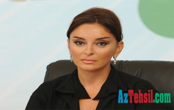 Müəlllimlərin Azərbaycan Respublikasının Birinci vitse-prezidenti xanım Mehriban Əliyevaya məktubu