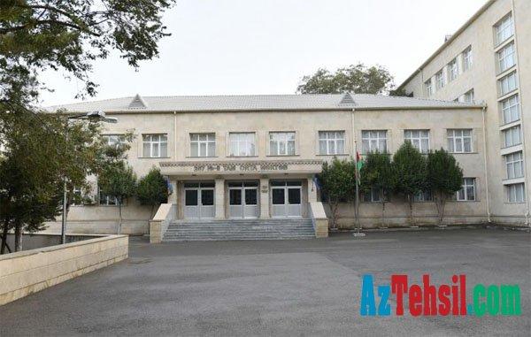 Prezident Bakıda 257 nömrəli məktəbin yeni korpusunun açılışında iştirak edib - YENİLƏNİB