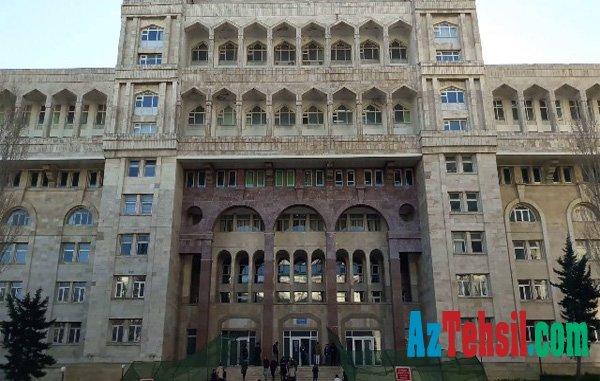 Tibb Universiteti yaşlı kafedra müdirləri ilə vidalaşır - EKSKLÜZİV
