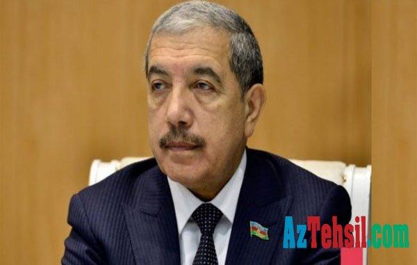 Deputat Şəmsəddin Hacıyevlə bağlı Baş prokurorluğa hesabat göndərildi - KORRUPSİYA