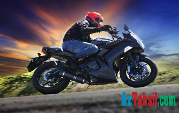 Bakıda məktəblini vuran motosiklet sürücüsü: Qəfil qarşıma çıxdı