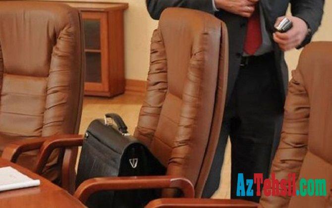 Azərbaycanda şok - Baytar məktəb direktoru təyin edildi