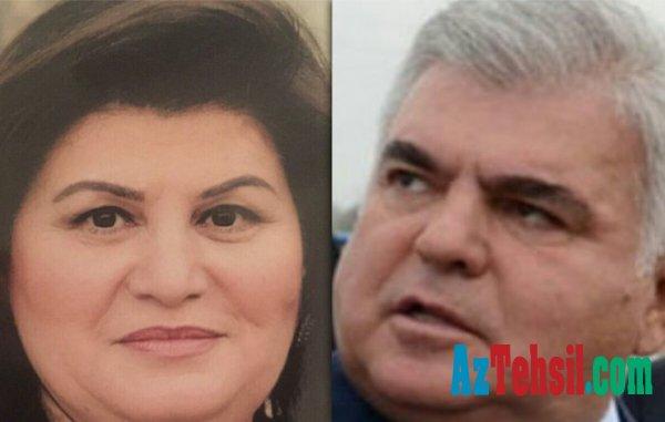 Ziya Məmmədovun bacısının işdən çıxdığı rəsmən TƏSDİQLƏNDİ