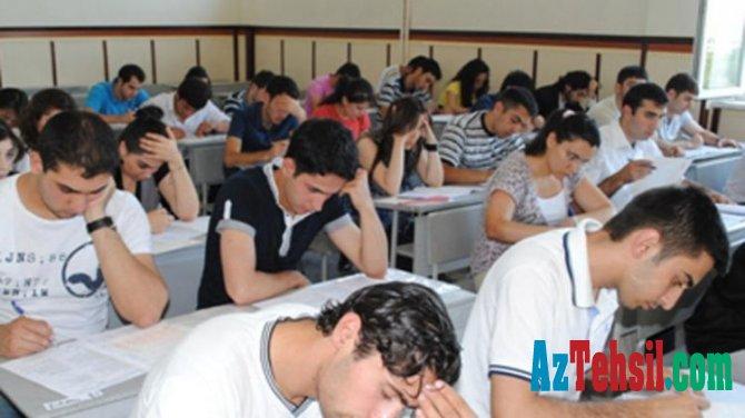Universitetlərə qəbulda MÜHÜM YENİLİK - fənlərin sayı 3-ə endirildi, buraxılış imtahanı isə...