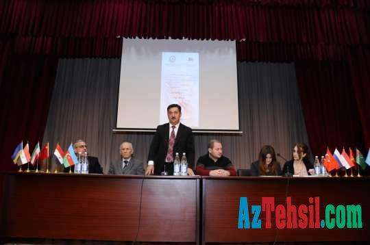 ADNSU-da multikulturalizmə həsr olunan tədbir keçirildi