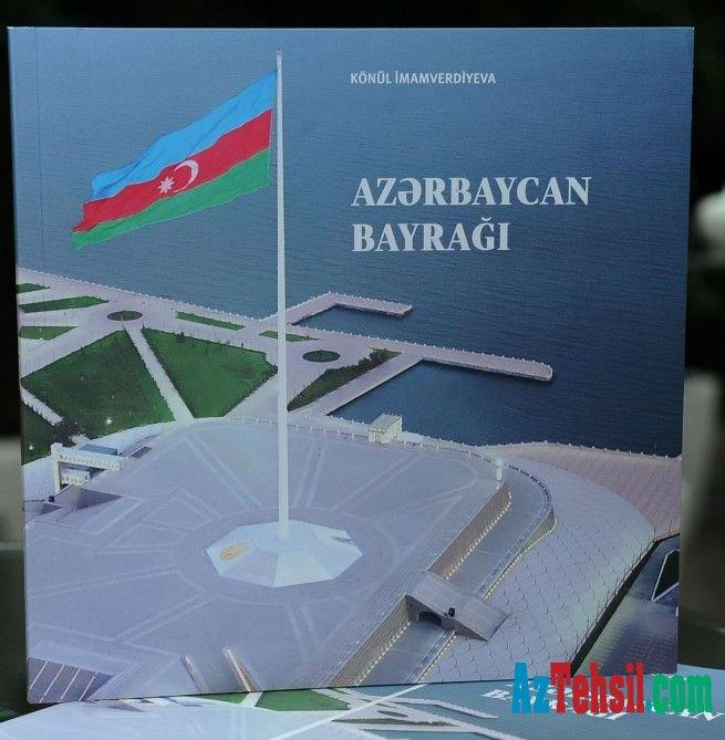 """""""Azərbaycan bayrağı"""" kitabının təqdimatı olub"""