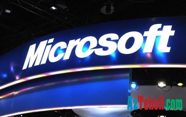 """""""Microsoft""""un bazar dəyəri 600 milyard dolları ötdü"""