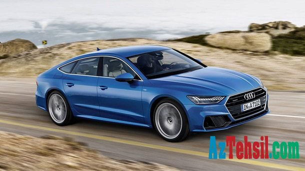 """Audi"" tam avtopilot funksiyalı modelini təqdim etdi"