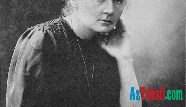 """""""Nobel"""" mükafatını alan ilk qadın, o həm də..."""